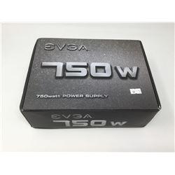 Evga 750WPower Supply