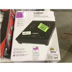 Salton Portable Induction Cooktop