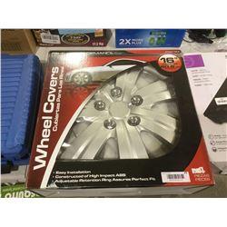Pilot Performance Wheel Covers 4-Piece