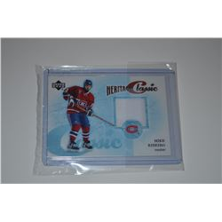 2004-05 Upper Deck Heritage Classic #CCMR Mike Ribeiro
