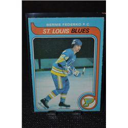 4-Assorted Hockey Cards