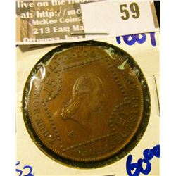 Austria 15 Kreutzer Coin Dated 1807-A  This Coin Books For $60 In This Condition.  Km Number 2138