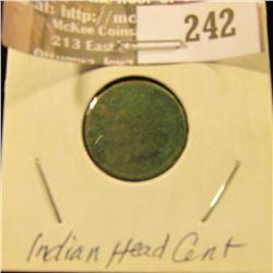 1861 U.S. Indian Head Cent.