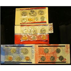 1981, 87 complete & 99 P & partial set of D U.S. Mint Sets. All original as issued. CDN bid is $16.0