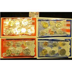 2003 & 2004 P & D U.S. Mint Sets. All original as issued. CDN bid is $12.50.