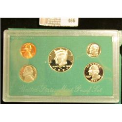 1997 S U.S. Proof Set, Original as issued.