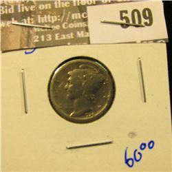 1926-S Better Date Mercury Dime