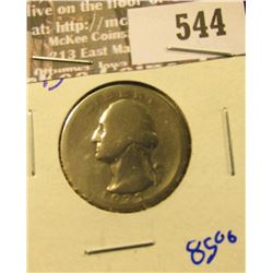 Key Date 1932-D Washington Quarter