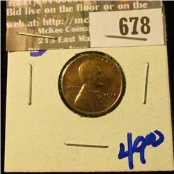 1924-D Semi Key Date Buffalo Nickel