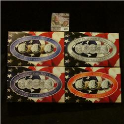 2005 Denver, 2005 Philadelphia, 2008 Philadelphia, And 2008 Platinum Edition State Quarter Sets