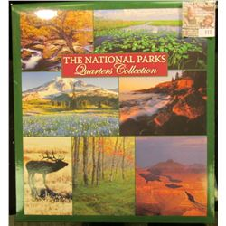 The National Parks State Quarter Set… The Set Includes A Total Of 16 National Parks.  Each National
