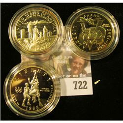 Commemorative Half Dollar Lot Includes 1993 Proof Half Dollar Commemorating 50th Anniversary Of Worl