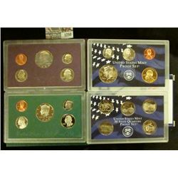 1250 _ 1986 S, 98 S, & 2006 S U.S. Proof Sets. All original as issued. Coin Dealer Newsletter Bid Pr