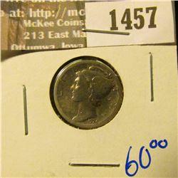1457 _ 1926-S Mercury Dime