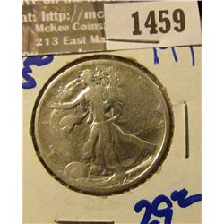 2004 P/&D Unciruclated Kennedy Half  Dollar from US Mint Roll   Item # 1465