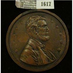 1617 _ Souvenir Penny Steamer De Witt Clinton.
