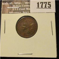 1775 _ 1881 Indian Head Cent. VF-20