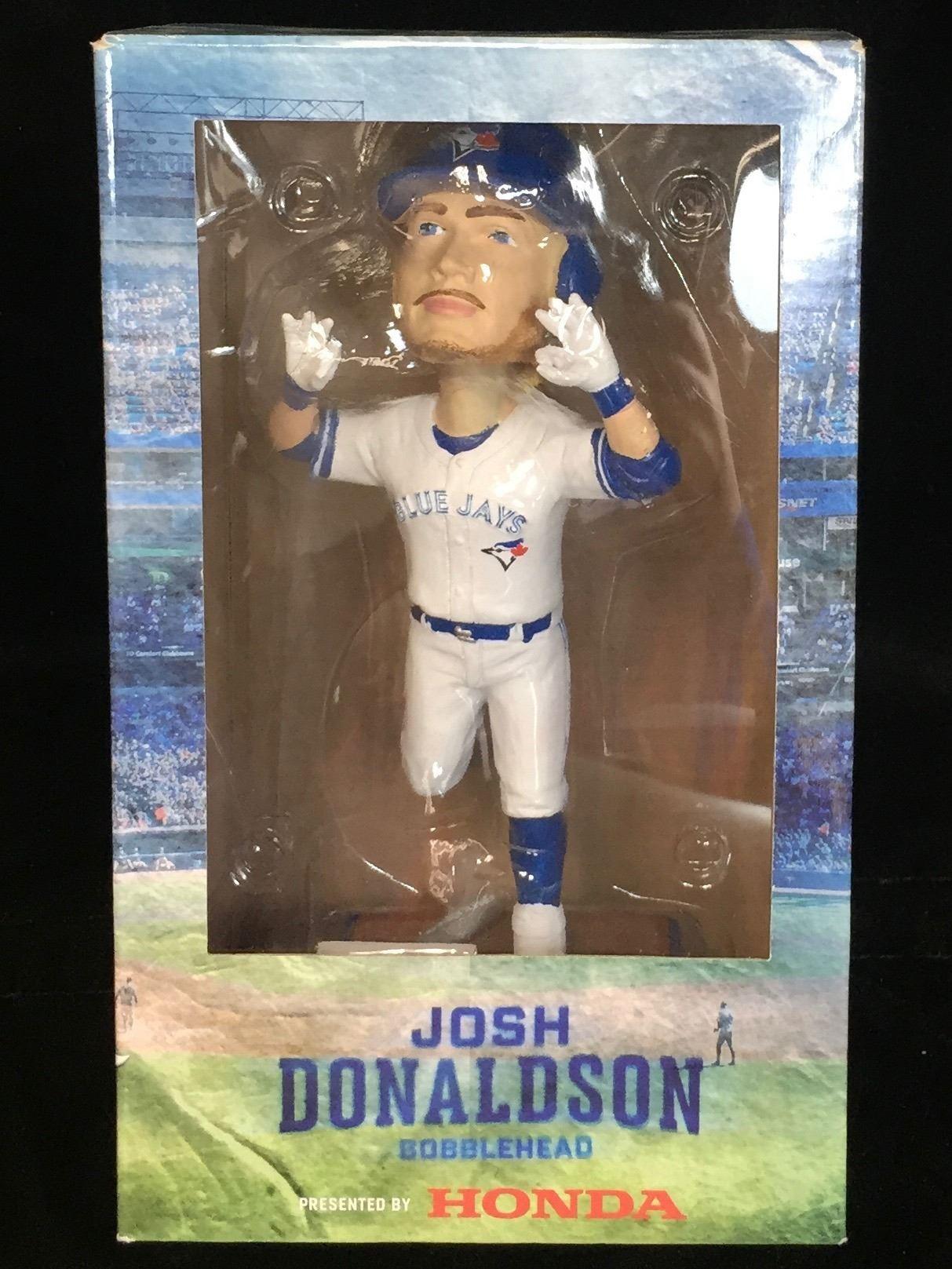6276c761 Image 1 : JOSH DONALDSON Toronto Blue Jays Bobblehead ...