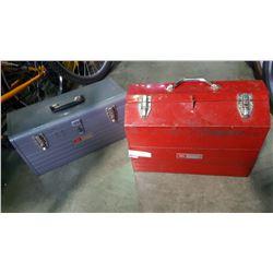 2 CRAFTSMAN TOOL BOXES