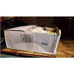 BOX OF PLASTER BOARD SEALANT