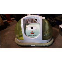 BISSEL LITTLE GREEN MACHINE