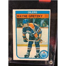 1982-83 O-PEE-CHEE #106 WAYNE GRETZKY