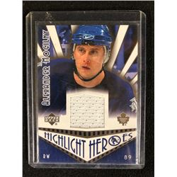 2003-04 Upper Deck Highlight Heroes #HHAM Alexander Mogilny