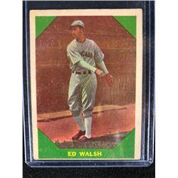 1960 FLEER ALL-TIME GREATS BASEBALL CARD #49 ED WALSH