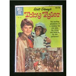 WALT DISNEY'S TOBY TYLER #1092 (DELL MOVIE CLASSIC)