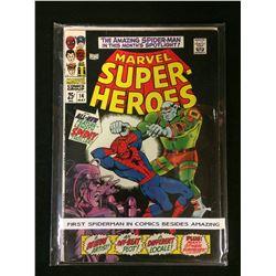 MARVEL SUPER-HEROES #14 (MARVEL COMICS)