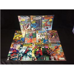 SPIDER-MAN COMIC BOOK LOT (MARVEL COMICS)