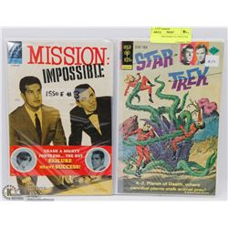 MISSION IMPOSSIBLE #3 AND STAR TREK #29