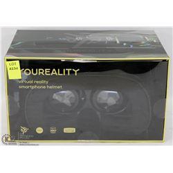 YOU REALITY VR SMARTPHONE HELMET