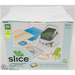 MAKING MEMORIES SLICE CORDLESS DIGITAL DESIGNER