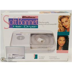 WINDMERE SOFT BONNET HAIR DRYER