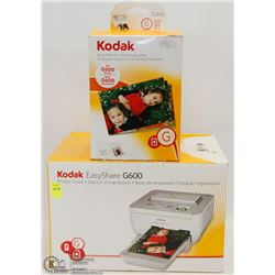 KODAK EASY SHARE G600 PRINTER DOCK SOLD WITH
