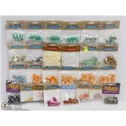 BUNDLE OF CRAFTING BEADS AND OTHER JEWELRY