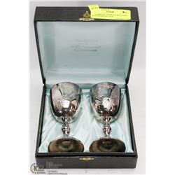 RODGERS BY: BURKE & WILLIAMS SILVERSMITHS 2 CUP