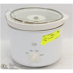 2QT SLOW COOKER
