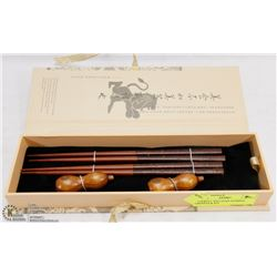 MAXWELL WILLIAMS BAMBOO CHOPSTICK KIT