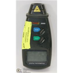 OTC 3660 PHOTOTACH NON-CONTACT TACHOMETER