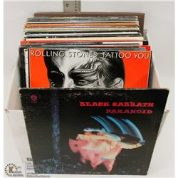 ROCK 'N ROLL CLASSICS LP RECORD COLLECTION.