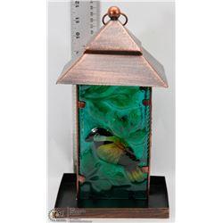 NEW BIRD FEEDER