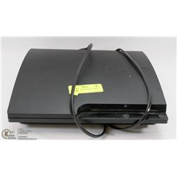 PLAYSTATION 3 CONSOLE WITH 1 CORD