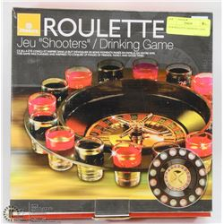 NEW ROULETTE DRINKING GAME