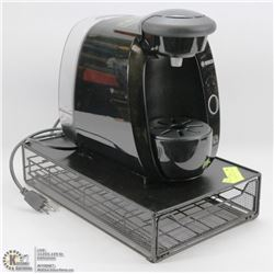 BOSCH TASSIMO WITH POD HOLDER