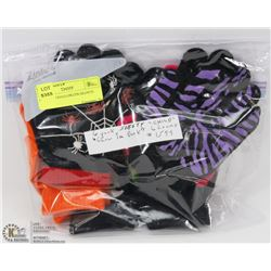 6PK CHILD HALLOWEEN GLOVES