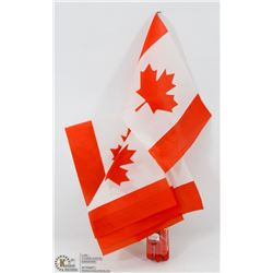 6PK EXTENDABLE CANADA FLAGS