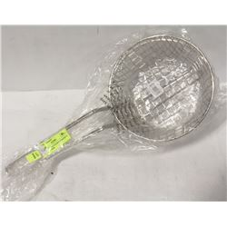 COARSE MESH CULINARY BASKETS - LOT OF 2 - NEW
