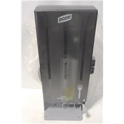 NEW DIXIE SMART-STOCK CUTLERY DISPENSER